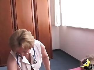 The grannie physician sexual intercourse briar