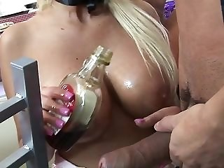 Esurient super-steamy orgy with trio hookup raging phat breasted stellar maids who like bandeau hookup best sex