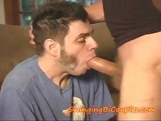 Swinging Bi Couples LOVE hard COCK