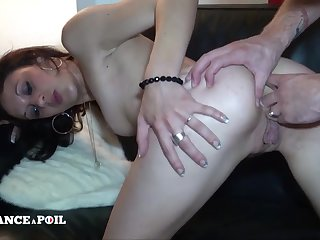 25 Years Old And Sodomized At Her First porn anal