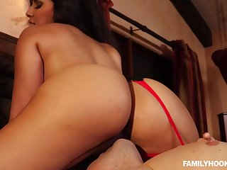 Mercedes Carrera in Sexing Up My Sister In Law