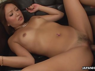 Japanese Darling Asuka Tochigi Got Fucked, Uncensored