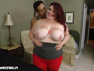 BBW Trinety Hard Amazing Sex Clip