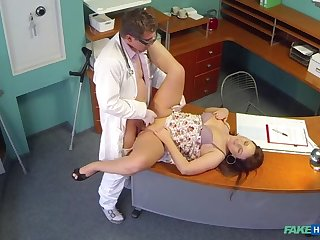 Doctors meat injection eases curvy patients back pain